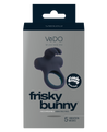 FRISKY BUNNY RECHARGEABLE VIBRATING RING - Vedo Singapore