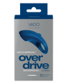 OVER DRIVE PLUS RECHARGEABLE C-RING - Vedo Singapore