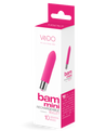 BAM MINI RECHARGEABLE BULLET - Vedo Singapore