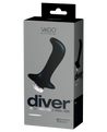 DIVER RECHARGEABLE ANAL VIBE - Vedo Singapore