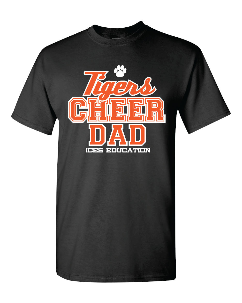 Eastmont Int. Cheer - Tshirt - Cheer Dad