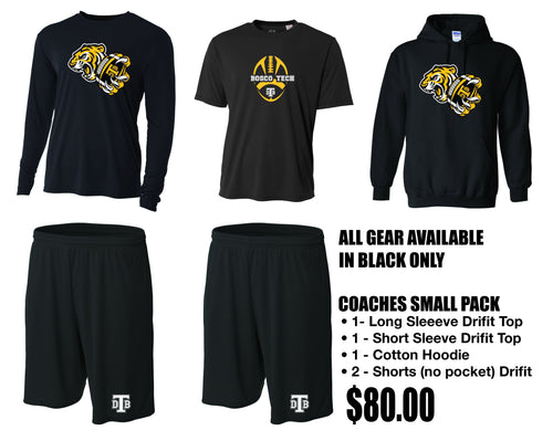 COACHES ONLY - DON BOSCO TECH - SMALL PACK COMBO