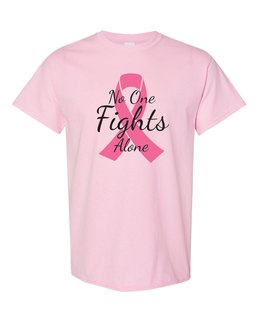 Breast Cancer Awareness Tshirt - Pink