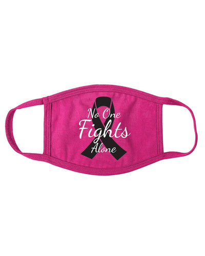 BREAST CANCER AWARENESS - MASK - PINK