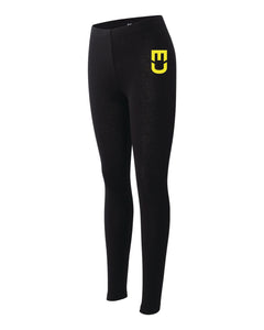 EU Women's Cotton-Spandex Legging