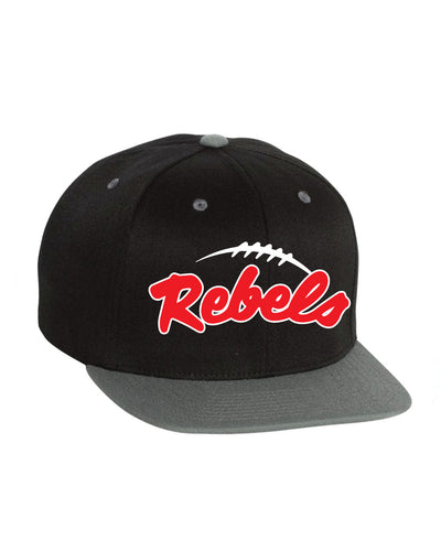 ROSEMEAD REBELS 2019 - HAT - GRAY BLACK
