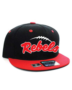 ROSEMEAD REBELS 2019 - HAT - REDBLACK