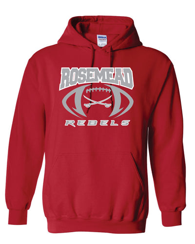 ROSEMEAD REBELS - HOOD2019 - RED