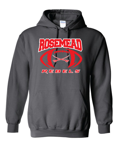 ROSEMEAD REBELS - HOOD2019 - CHARCOAL