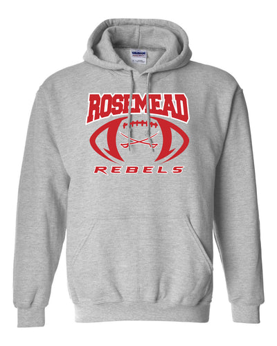ROSEMEAD REBELS - HOOD2019 - SPORTS GRAY