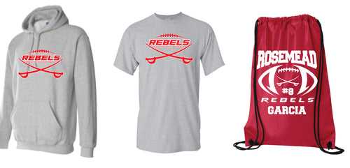 ROSEMEAD REBELS 2019 - QUICK $40.00 PACK