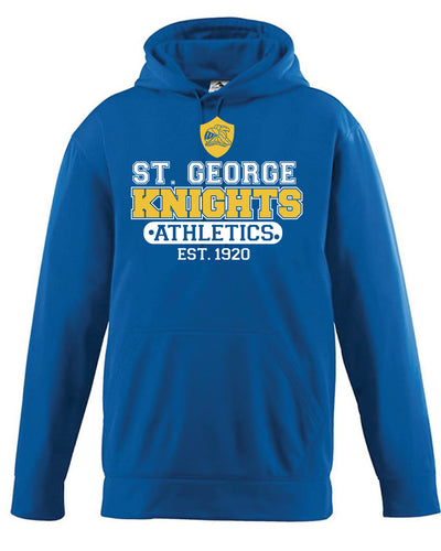 St. George -Royal Blue Drifit - ATHLETIC SOLID ***
