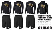 Load image into Gallery viewer, DON BOSCO TECH - FOOTBALL LONG SLEEVE PACK COMBO