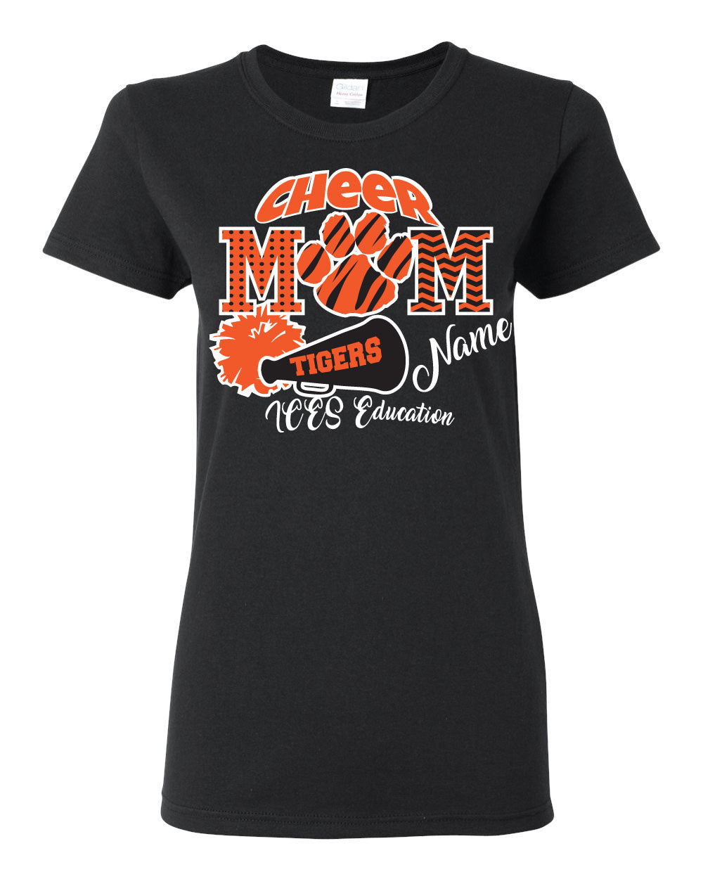 Eastmont Int. - Cheer Mom - Tshirt