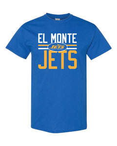 El Monte TShirts - Royal Blue Original