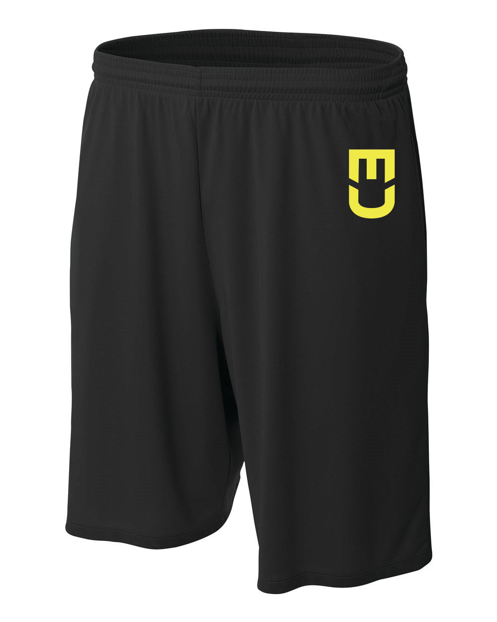 EU Men Drifit Shorts - Black / Sizes for Men Only