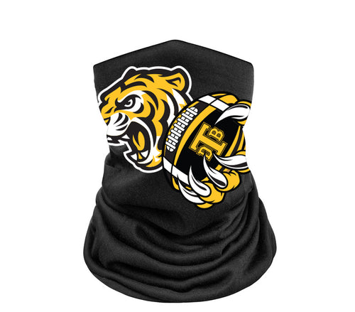 Don Bosco Gaiter Wrap - TIGER FOOTBALL WRAP - One Size Fits Most Men and Women