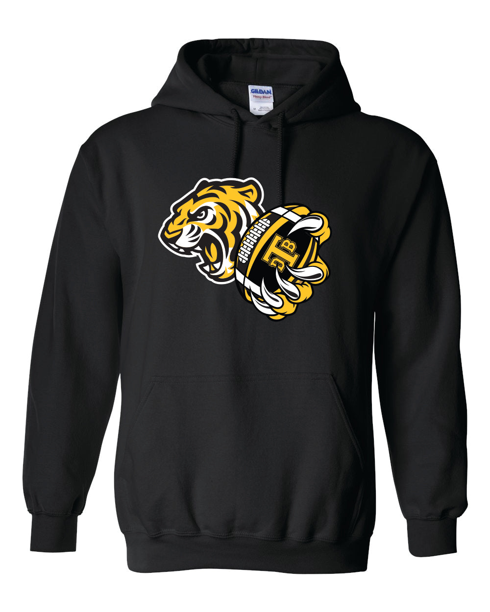 Don Bosco Tech - Hoodie Sweatshirt TIGER