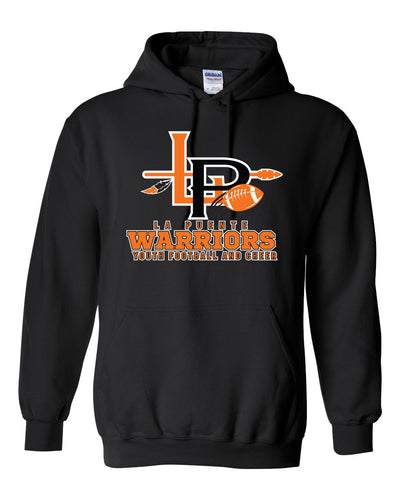 La Puente Warriors - Black hoodie