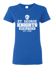 Load image into Gallery viewer, St. George School Tshirt Cotton Crewneck