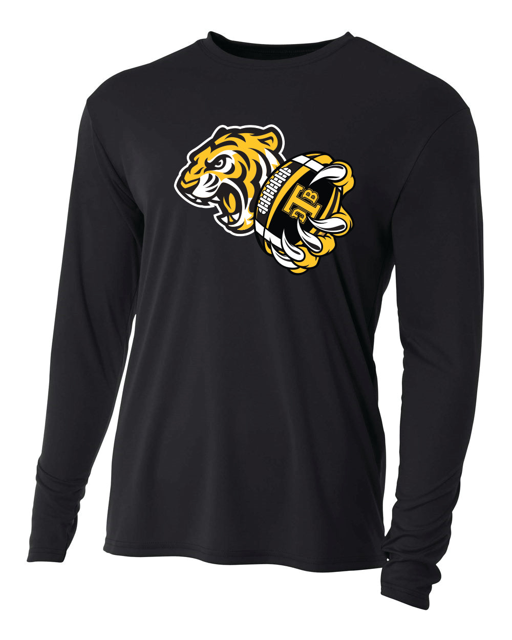 Don Bosco Drifit - Tger - Logo1 - LONG SLEEVE