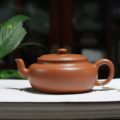 yi xing clay pot, purple clay pot, clay pot, gong fu cha, gong fu tea