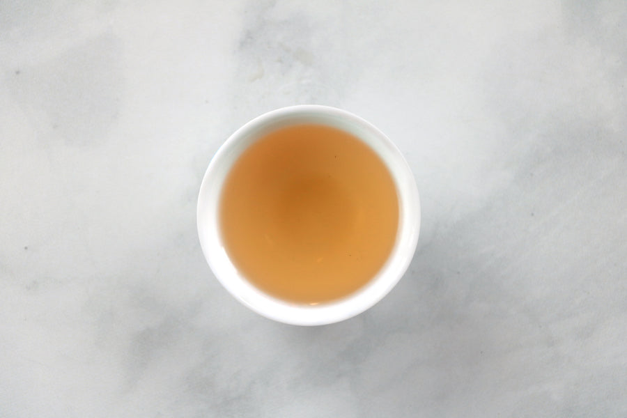 authentic pure natural Chinese aged white tea Shou Mei 寿眉