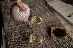 seattle tea store, oolong tea, Chinese oolong tea, oolong tea taste, phoenix dan Cong oolong tea