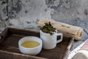seattle tea store, oolong tea, tea, Taiwan oolong tea, Taiwanese oolong tea, four season, 四季春