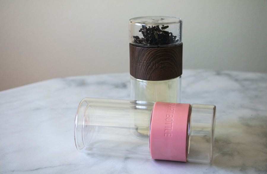 tumbler, tea tumbler, glass teapot, travel tea pot, travel tumbler