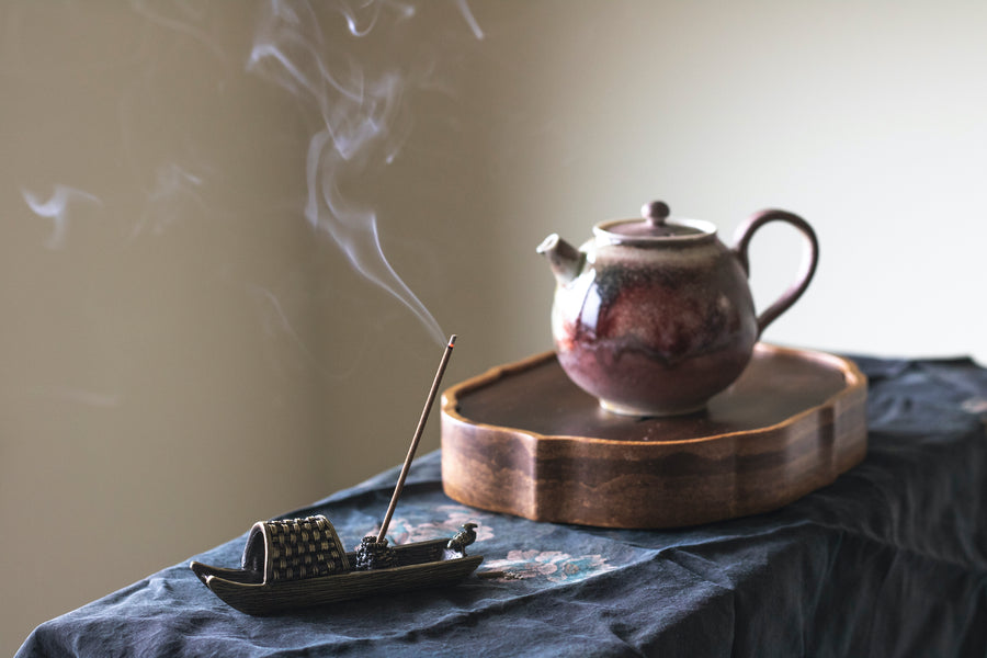 incense holder, tea, Chinese tea, tea accessory
