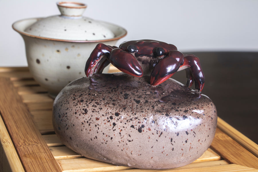 Stone Crab Color Changing Teapet