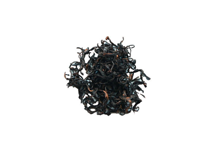 seattle tea store, Chinese black tea, rare, patent, Jin Xuan, bug bitten, mellow, dry fruit taste, honey