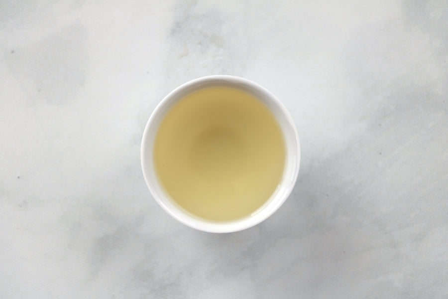 Authentic Chinese white tea Han Lu winter harvest, spring tea, 寒露