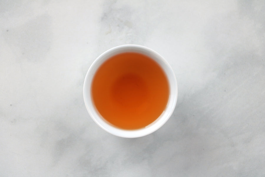 Chinese black tea, rare, patent, Jin Xuan, bug bitten, mellow, dry fruit taste, honey