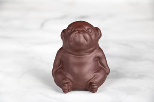 Yi xing clay, yi xing clay tea pet, tea pet, purple clay, purple clay tea pet, pub dog