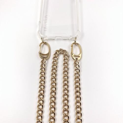 Mister T. Chain Gold Samsung Galaxy S21 Ultra