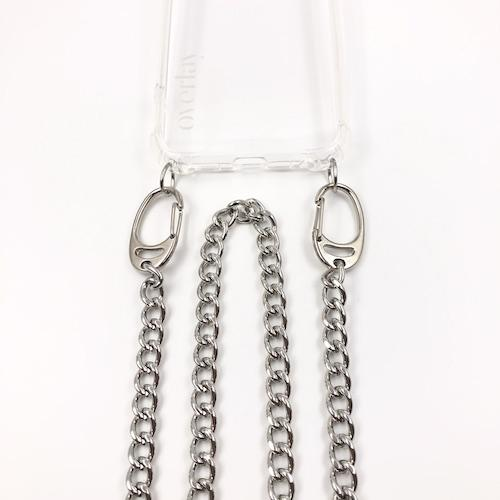 Mister T. Chain Silber iPhone 5 / 5s
