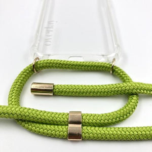 Handykette Neon Green iPhone 12 mini