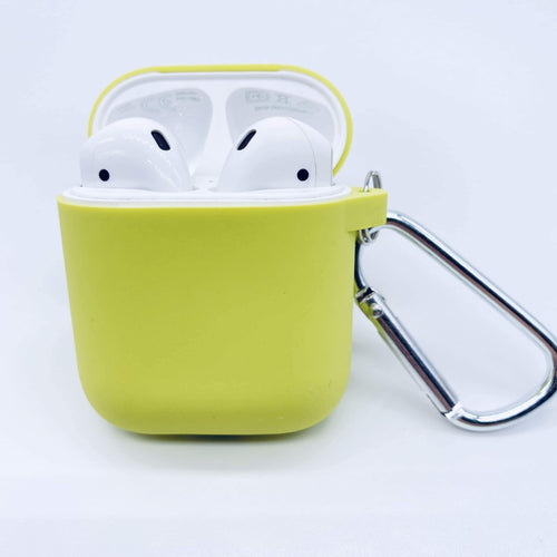 Silicone Case AirPod  - Honeydew