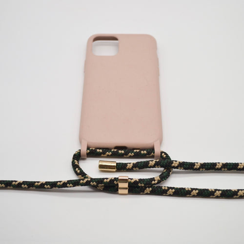 Biodegradable Phone Necklace Jungle