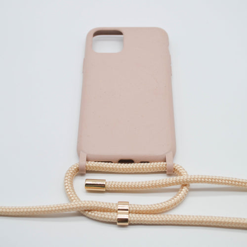 Biodegradable Phone Necklace Sand