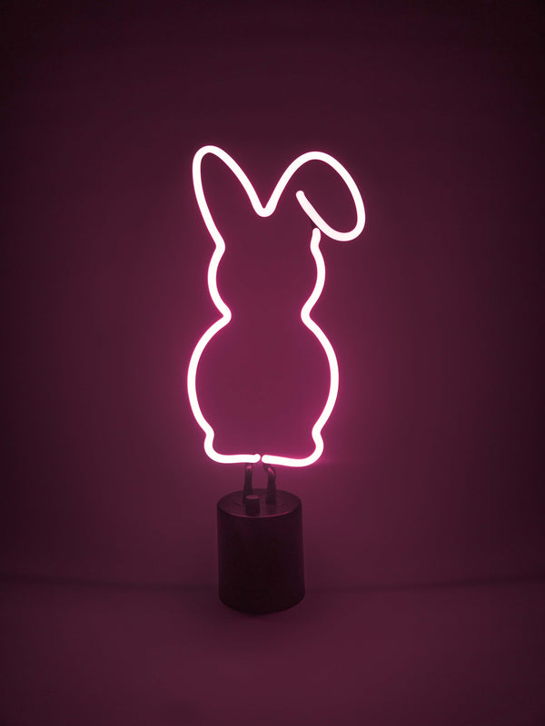 Bunny, Neon Light - myNeon