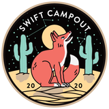 Patch Campout 2020 Swift Industrie
