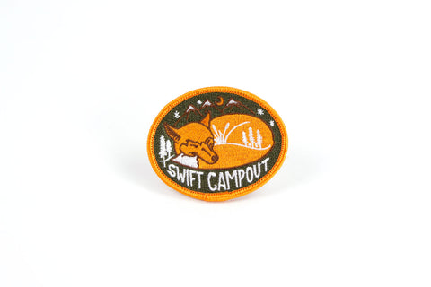 Patch Campout 17'