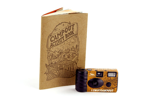 Kit Campout 17' Appareil photo + Carnet