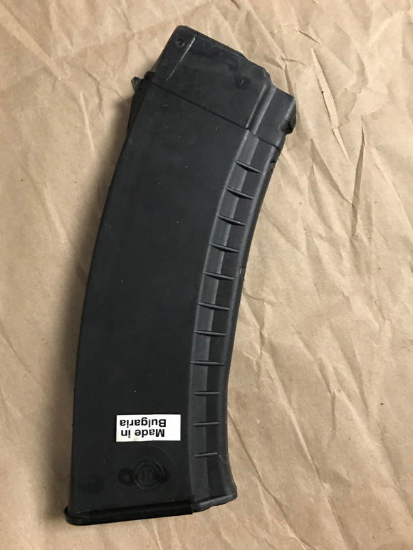 Bulgarian Circle 10 AK74 30 Round Black Magazine