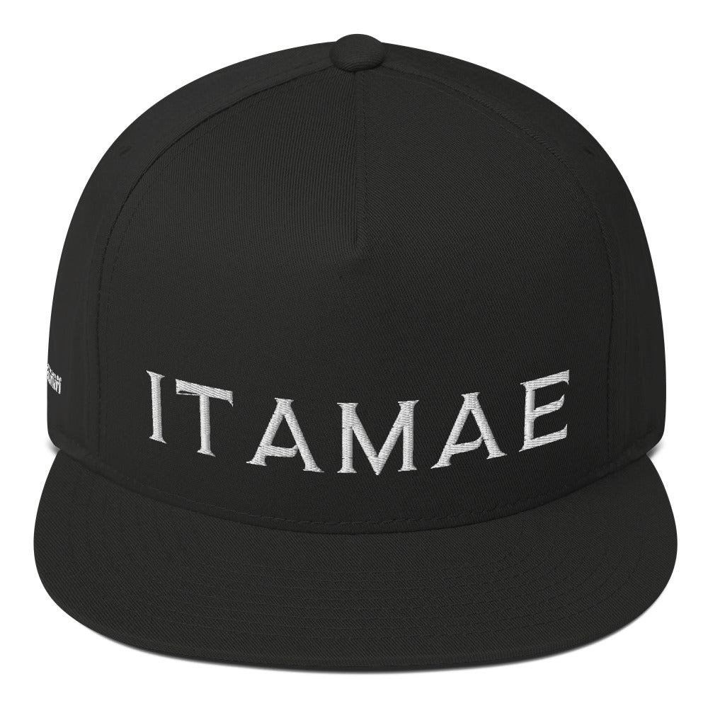 Shokunin Itamae Flat Bill High Profile Snapback