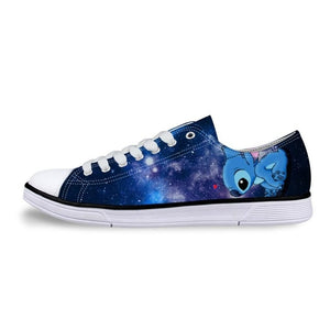 Men  Shoes Lilo Stitch
