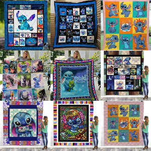 Stitch Lover  Blanket